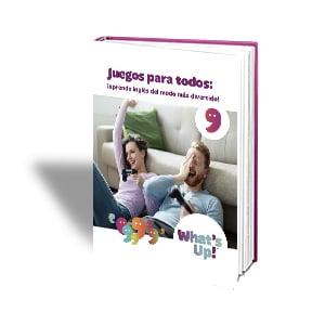 10 Ebook Whatsup - Juegos para todos. Aprende inglés del modo más divertido_300x300