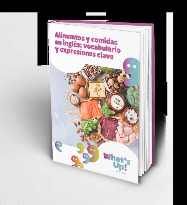Alimentos y comidas en inglés - Portada.png