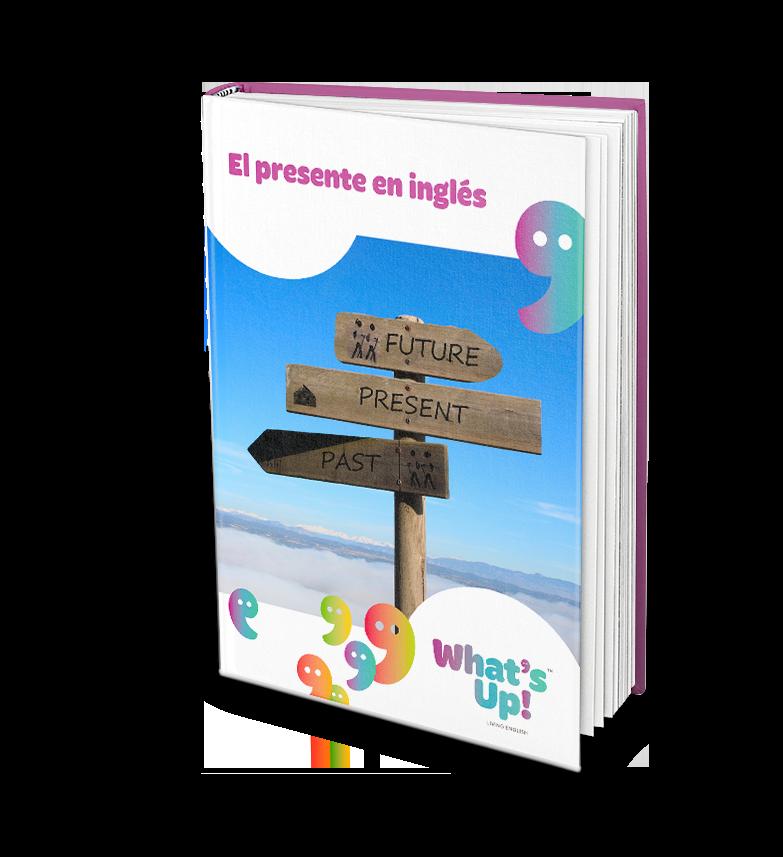 WHA - El presente en inglés - Portada