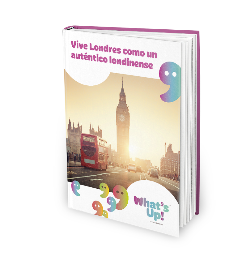 Vive Londres como un auténtico londinense - Portada