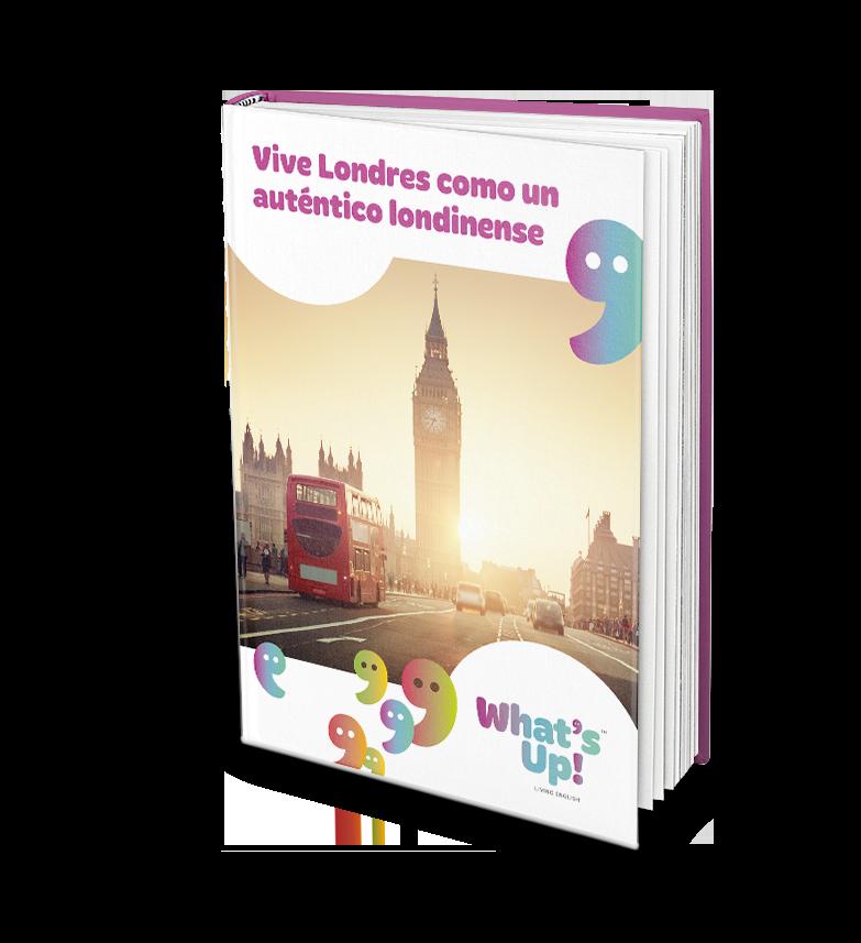 WHA - Vive Londres como un auténtico londinense - Portada