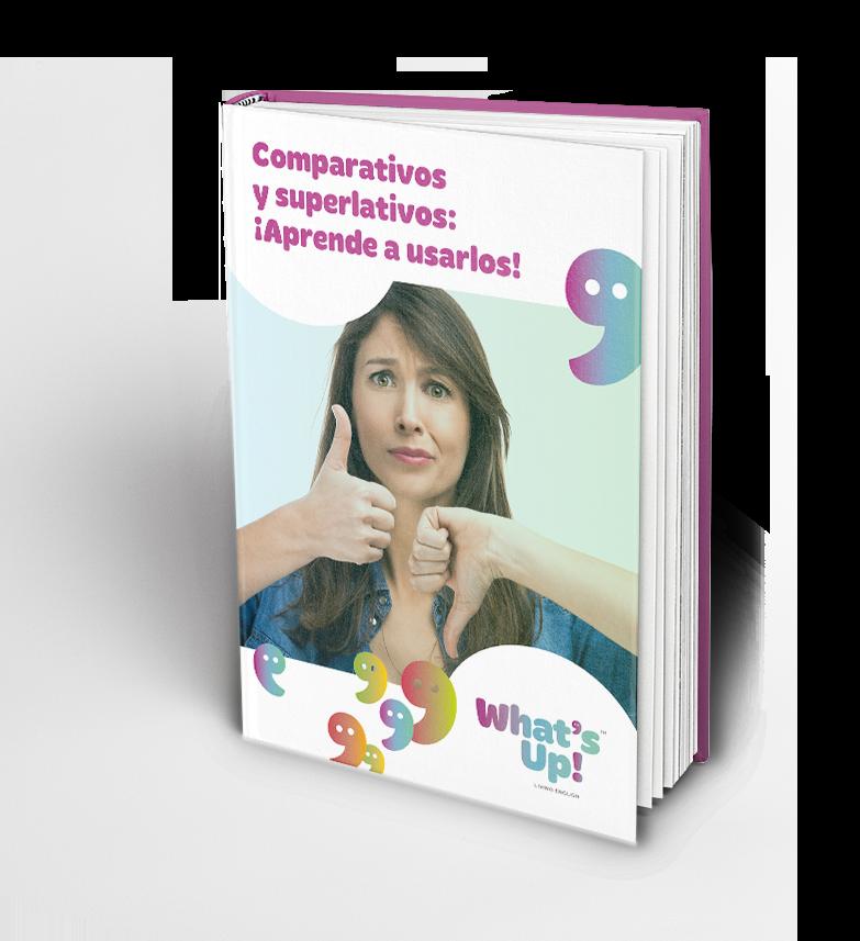 Comparativos y superlativos - Aprende a usarlos - Portada